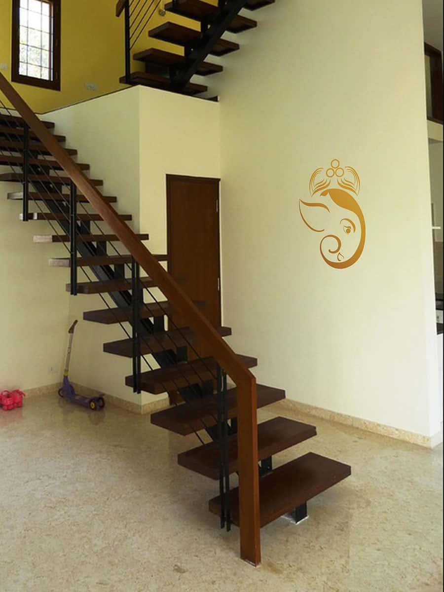 WDC01011 My Ganesha Copper L room decal
