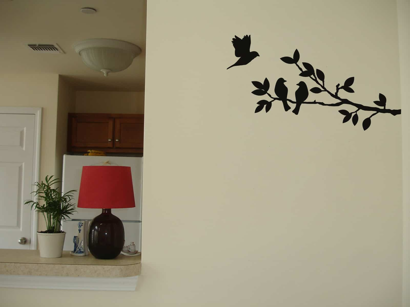 Small Branch Universal room sticker