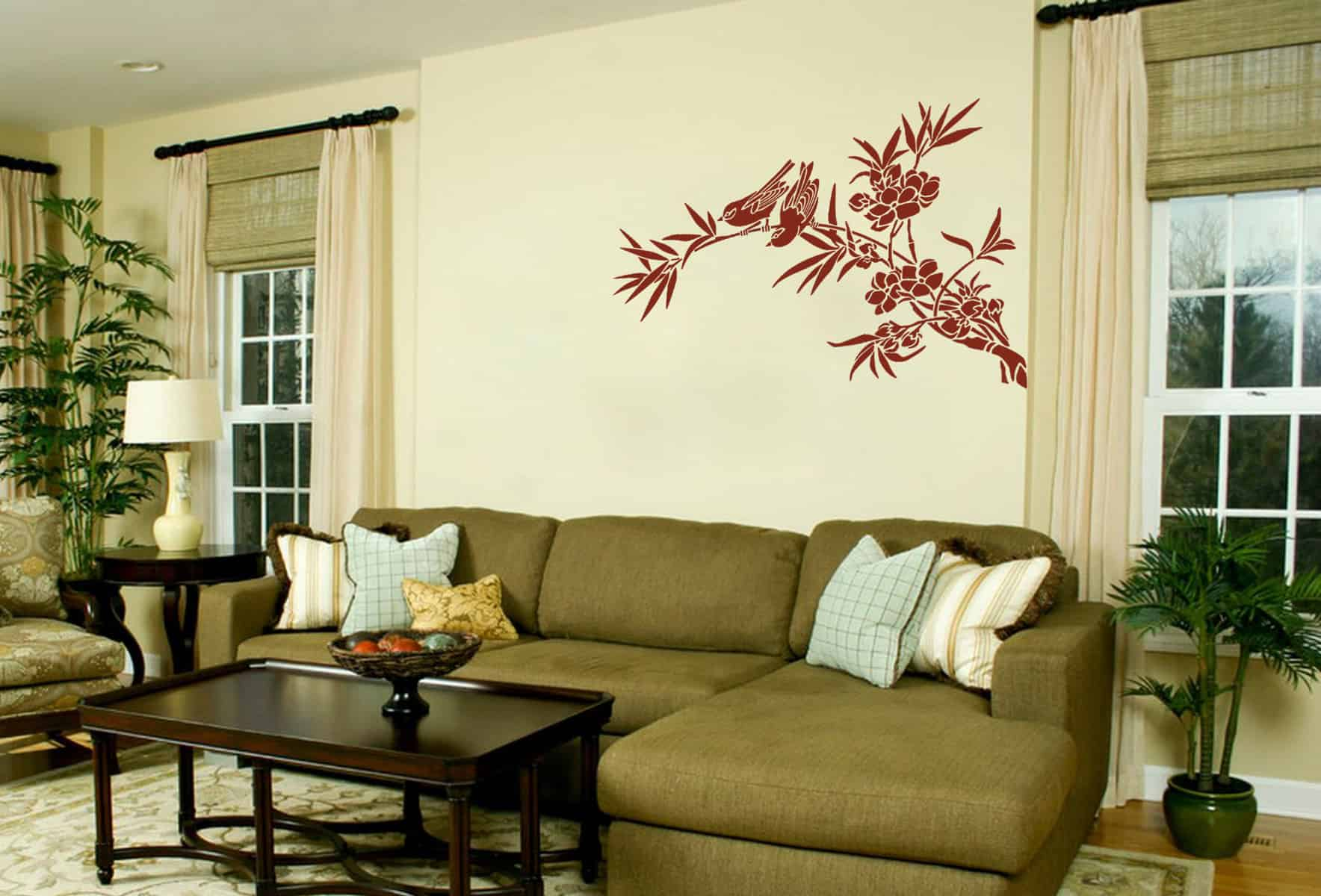 Attractive Wall Design Image   Home Design Ideas And Inspiration .